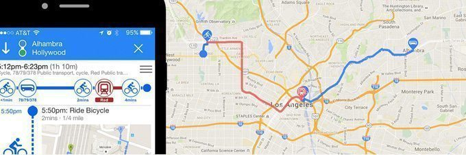 Alhambra to Hollywood